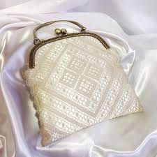 Resultado de imagen de picados de bolsos para encaje de bolillos