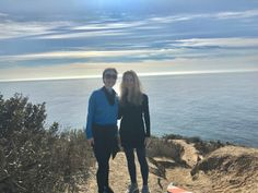 Malibu Locals! Danette Eilenberg and Claire Fullerton