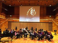 The University Concert Band playing music from 'Harry Potter' in a lunchtime concert during 'A Wonderful Week of Words,' March Photo: Gary Samson University Of Kent, Lunch Time, Harry Potter, March, Band, Concert, Music, Musica, Sash