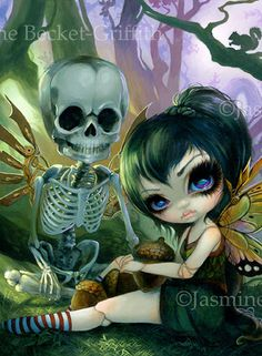 Blue Angel Publishing - Jasmine Becket-Griffith Coloring Book - Originals
