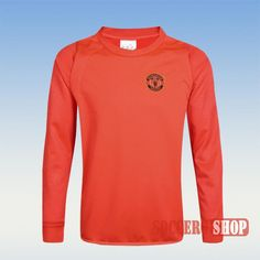 Top Quality Manchester United Newest Velour Orange Sweatshirt 2016 2017 Champions League Customised For Sale