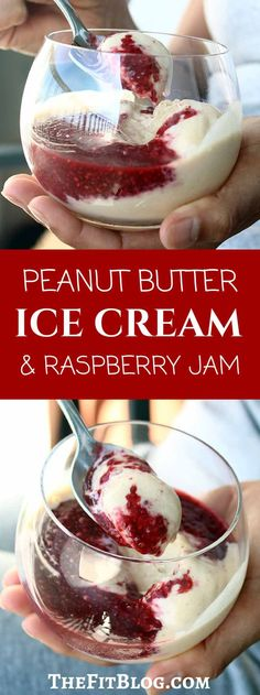 Low-carb, low-fat, high-protein peanut butter ice cream made with cottage cheese. The perfect healthy fitness snack for hot summer days or after a good workout. Low Carb Desserts, Frozen Desserts, Healthy Desserts, Low Carb Recipes, Delicious Desserts, Dessert Recipes, Cooking Recipes, Yummy Food, Frozen Treats