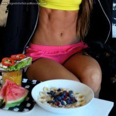 Quer Aprender A Detonar Gordura A JATO? Então Acesse: http://www.SegredoDefinicaoMuscular.com Eu Garanto... #AlimentacaoSaudavel