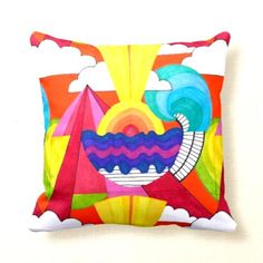 #lyricalsixties #throwpillow #colourful #homedecor #modernist #cushions #abstract #vibrant #colours #pillows #vintage #modern #design #pillow #throwModern abstract hand drawn vibrant colours throw pillowModern abstract hand drawn vibrant colours throw pillow  Eye For Design: Decorating With Roosters For A French Country Look  Three-headed chicken?  (by leoncillo sabino, via Flickr)  Woodland Baby One Piece Bodysuit Animals Personalized Baby Boy Outfit Baby Shower Gift Newborn Infan  Porce... Vibrant Colors, Colours, One Piece Bodysuit, Woodland Baby, Vintage Modern, Roosters, Personalized Baby, Baby Boy Outfits, French Country
