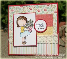 Love all of the fabulous DP available at i {heart} papers! This one is by My Mind's Eye!