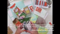 My Paper Pumpkin February 2015 Kit - Alternate Ideas Part 1