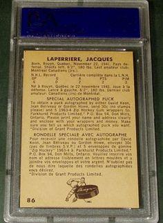 1963-64-PARKHURST-86-JACQUES-LAPERRIERE-ROOKIE-RC-PSA-7-NM