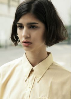 Mica Arganaraz at Fashion Model Directory