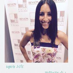 Preciosa!!! #blue01stylist #photocall #peinados #peluqueria #peluquerias #peluqueriaunisex… http://ift.tt/1F8RLcA