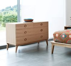Valentine Chest of Drawers | Case Furniture