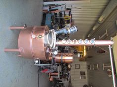 Gallery - HBS Copper Commercial Distillery Equipment