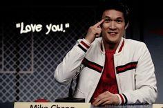 #Glee - Mike Chang