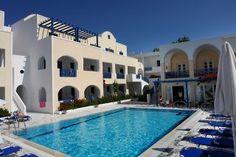 Sommerurlaub Griechenland / Hotel Santellini