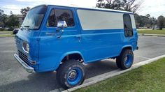 '67 Ford E Series 4x4 Van | eBay