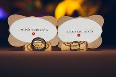 Wedding Rings At Ponte Winery