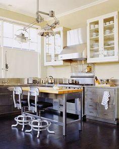 Industrial laboratory kitchen