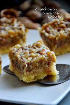 Polish Cake Recipe, Polish Recipes, Baking Recipes, Cake Recipes, Dessert Recipes, Gateaux Cake, Just Bake, Breakfast Menu, Yummy Cakes