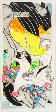 Frank Stella, 'The Symphony,' 1990, Christopher-Clark Fine Art