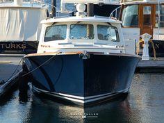 Hinckley Yacht Yard, Portsmouth RI  Photography David Fuller