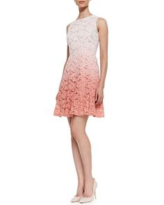 Carpenteria Lace Sleeveless Dress by Trina Turk at Neiman Marcus. $227