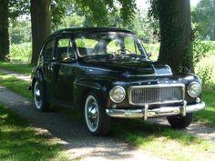 Volvo - PV 544 - 1958