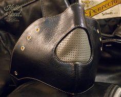Motorcycle mask holler&hood Thunderbird hog por HollerandHood