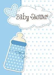 Resultado de imagen de baby shower plantillas