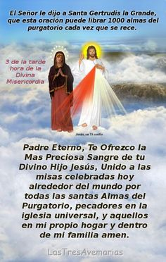 St Jude Prayer, God Prayer, Prayer Scriptures, Prayer Quotes, Catholic Prayers In Spanish, Jesus Mercy, Special Prayers, Holy Quotes, Divine Mercy