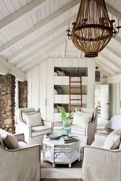 Add More Beds | These lake house decorating ideas will help create a serene oasis, expertly blending with the beauty of nature all around. There's something so nostalgic about lake houses—memories of hot summers spent by the lake, autumn getaways to see the rich fall foliage. Lake houses are the de facto settings for big family gatherings, girlfriend getaways, and celebratory weekends. So shouldn't a lake house be a place that draws people in, wraps them up, and invites them to stay a while?