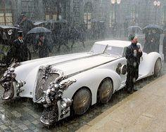 Car from 'The League of Extraordinary Gentlemen'