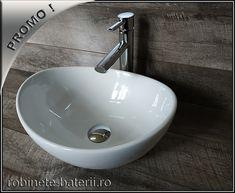 Lavoar oval Reina pe blat sau mobilier Sink, Home Decor, Sink Tops, Vessel Sink, Decoration Home, Room Decor, Vanity Basin, Sinks, Home Interior Design