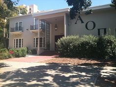 Our lovely humble abode<3 #AOII #DeltaSigmaChapter #SJSU