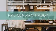 If you'd like a way to easily attract private coaching clients, I've got a super simple strategy for you.  Make an invitation. People often need an invitation before they will take action. Keep reading and learn one easy way to make an invitation.  You could have new clients a few days from now  :).