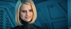 7 Things You Should Know About Alice Eve   Alice Eve who made her mark on Star Trek playing Carol Marcus in Star Trek Into Darkness and also wowed audiences during her appearances at Star Trek conventions turns 35 years old today. And to commemorate the occasion StarTrek.com shares 7 Things You Should Know About Alice Eve.  The British actress -- whose parents are both actors -- is best known for her roles in such movies as Starter for 10 She's Out of My League Sex and the City 2 The Raven…