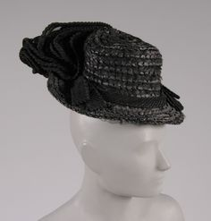 72778eed879 69 Best 1900s - Hats images in 2016 | Hats, Vintage outfits, Headdress