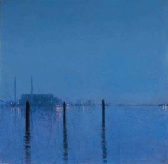 Andrew Gifford The Power Station from Gravesend, via Flickr. Love.