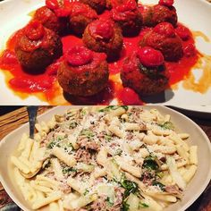 Cooking is one of Rachael Ray's favorite past times while in Italy! Who want eggplant balls and fresh Italian pasta? #ItalianOnSunday