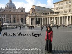 Great tips for Egypt! And this whole blog is awesome. :)