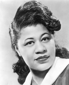 """ ""The First Lady of Song,"" Ella Fitzgerald was arguably the finest female jazz singer of all time (although some may vote for Sarah Vaughan or Billie Holiday). Blessed with a beautiful voice and a wide range,Fitzgerald could outswing anyone, was a..."