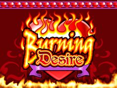 Burning Desire to kolejna klasyczna propozycja gry jednoręki bandyta od firmy Microgaming. W grze tej chodzi przede wszystkim o prostowe i nawiązanie do klasyki. Pieć bębnów oraz 243 linie wygrywające z pewnością wyróżniają ten automat online.