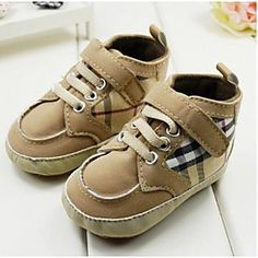 Boys' Shoes Comfort First Walkers Flat Heel Fashion Sneakers with Magic Strap Shoes