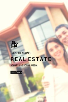 Social Media Marketing for Real Estate Agents: The Right Solution for Your Business http://maximizesocialbusiness.com/savvy-real-estate-pros-use-social-media-7194/ #WePowerTheSocialRealEstateAgent