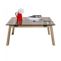 Mr Marius 98 Degree Coffee Table ($430) ❤ Liked On Polyvore Featuring Home,