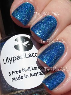 Lilypad Lacquer ~ Cartjacked