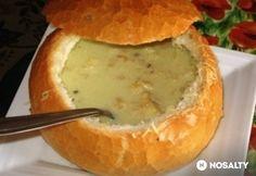 Recent Recipes - Receptik. Ital Food, Soup Recipes, Snack Recipes, Good Food, Yummy Food, Czech Recipes, Green Eggs And Ham, Hungarian Recipes, Hungarian Food