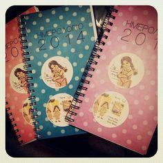 Order now your calendar for #2016 #sinnercats #calendar #design  #retro  #synergates #sinnergates