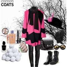 """""""Is it winter or what?"""" by jazzy-tiligada on Polyvore"""