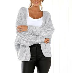 Malbaba Womens Casual Blazer Work Office Lightweight Stretchy Open Front Lapel Jacket Style Cardigan with Plus Size