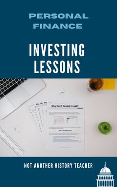 Enhance your personal finance class with this two-day investing lesson! Perfect for distance learning! Your students will be engaged in these economic lessons about all of the different ways you can invest. Students will see real-world examples and how to apply their knowledge in real life.