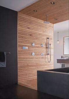 Best Digital Shower Controls in 2020 Digital Showers, Home Spa, Small Bathrooms, Spas, Furniture, Design, Home Decor, Decoration Home, Small Large Bathrooms